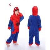 ความคิดเห็น Jingle Kids Boys Girls Unisex Onesies Kigurumi Animal Pajamas Cosplay Costume Sleepwear Intl