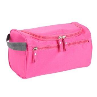 JinGle Korean version of large capacity waterproof portable wash bag cosmetic bag wash bag bath bag travel bag - intl