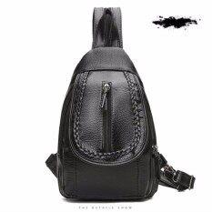 ขาย Jj กระเป๋าสะพายหลัง กระเป๋าเป้ กระเป๋าแฟชั่นผู้หญิง รุ่น Mm6205 สีดำ Jj เป็นต้นฉบับ