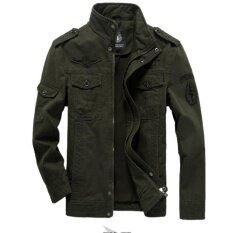 ทบทวน เสื้อแจ็คเก็ตสไตล์เท่ห์ Jk15 Green