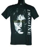 ขาย เสื้อวง John Lennon เสื้อยืดวงดนตรีร็อค เมทัล เสื้อร็อค Jln1500 ส่งจาก กทม ถูก ไทย