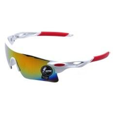 Jo. ในชายขี่จักรยานกลางแจ้ง Windproof Uv400 แว่นกันแดดกีฬาแว่นตา By Jo.in.