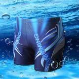 ขาย Joy Fashion Casual Men S Printing Large Size Swimming Trunks Blue Intl Urban Preview เป็นต้นฉบับ