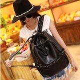 ซื้อ Joying Bag กระเป๋าสะพายหลัง กระเป๋าเป้ กระเป๋าแฟชั่นผู้หญิง รุ่น Ba 125 สีดำ Joying Brand ถูก