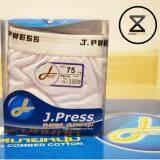 ส่วนลด J Press กางเกงในผู้ชาย No 1202 แพ็ค 12 ตัว คละสี ไซส์ L ของแท้ 100 J Press ใน กรุงเทพมหานคร