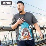 ราคา Jsmix Big Plus Size Large M 7Xl Graphic T Shirt Intl ใหม่