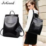 ขาย Jvgood Women S Pu Leather Backpack กระเป๋าเป้สะพายหลัง กระเป๋าสะพายหลังผู้หญิง Backpack Women Jvgood ออนไลน์