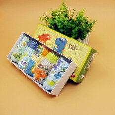 ขาย ซื้อ ออนไลน์ Mr Kids กางเกงในเด็กชายพิมพ์ลาย แพ็ค 5 ตัว รุ่น Kmp022 No 75 8 9 ปี