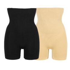 โปรโมชั่น กางเกงรัดหน้าท้อง ขาสั้น ใส่ตัวเดียวได้ถึง 2 เก็บหน้าท้อง ลดต้นขา เซต 2 ตัว 2 สี สีเนื้อ สีดำ ใน กรุงเทพมหานคร
