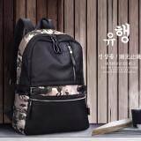 ขาย Kaka กระเป๋าเป้อเนกประสงค์ Korean Style รุ่น 2188 สีดำ ลายพราง ผู้ค้าส่ง