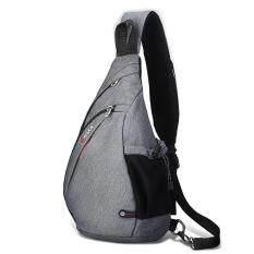 ซื้อ Kaka New Chest Pack Men Single Shoulder Bag Backpack Male Satchel Male Korean Outdoor Sports Bag Bag Intl ออนไลน์ ถูก