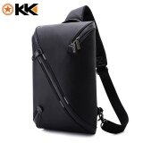 ความคิดเห็น Kaka Waterproof Nylon Anti Theft 9 7 Inch Laptop Chest Bag Outdoor Sport Bag Cycling Bag Climbing Bag Mountaineering Bag Hiking Bag Casual Travel Bag Crossbody Bag For Men Intl