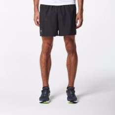 ราคา กางเกงวิ่งขาสั้นผู้ชายKalenjiสีดำ ใหม่