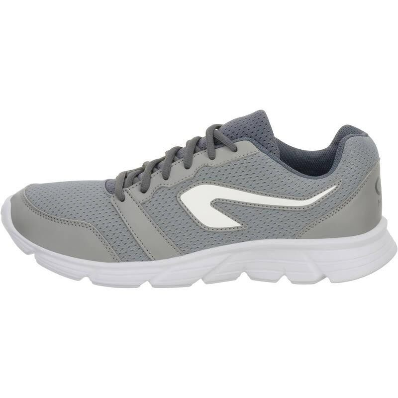KALENJI RUN ONE RUNNING SHOES รองเท้าวิ่งรุ่น EKIDEN ONE MAN - GREY