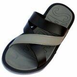 ขาย ซื้อ Kardas Street3 รองเท้าคาดาส สีเทาดำ ไทย
