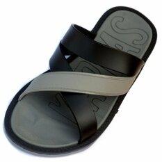 ราคา Kardas Street3 รองเท้าคาดาส สีเทาดำ Kardas ไทย