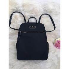 ขาย Kate Spade กระเป๋าเป้ไนล่อนสีดำ Wkru3525 Kate Spade Blake Avenue Hilo Backpack ออนไลน์ ใน ไทย