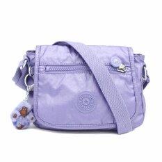 ซื้อ Kipling กระเป๋าสะพายข้าง รุ่น Ac7245 594 Metallic Mist Purple ใน กรุงเทพมหานคร