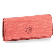 ขาย Kipling กระเป๋าสตางค์ Brownie Shell Pink ถูก