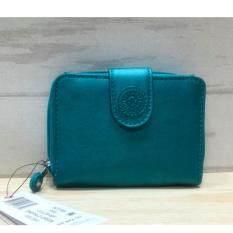 ทบทวน Kipling รุ่น New Money Deluxe Wallet สีเขียว
