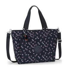 ขาย Kipling กระเป๋าสะพายขนาดใหญ่ New Shopper L Shoulder Bag สี Small Flower