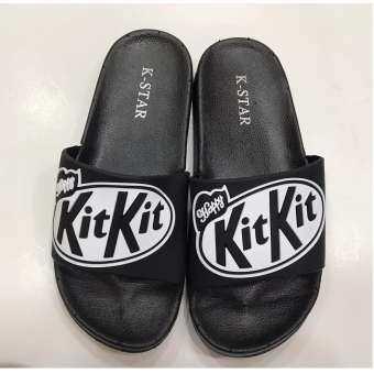 KitKit รองเท้าแตะพื้นหนานุ่ม  ใส่สบายรุ่น KK404