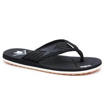 Kito รองเท้าแตะแบบหูหนีบ AA8 (ดำ)