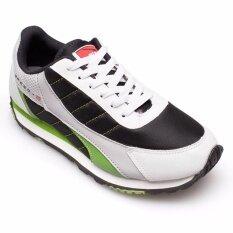 ส่วนลด สินค้า Kito รองเท้ากีฬา Jogging รุ่น Sjg6208 สีดำ เขียว
