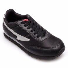 ส่วนลด Kito รองเท้ากีฬา Jogging รุ่น Sjg6207 สีดำ Kito ใน กรุงเทพมหานคร