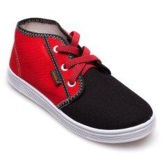 ขาย Kito รองเท้าผ้าใบเด็ก รุ่น S8621 แดง ออนไลน์ ใน กรุงเทพมหานคร