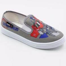 ขาย Kito รองเท้าผ้าใบเด็ก รุ่น S8627 สีเทา ออนไลน์ กรุงเทพมหานคร