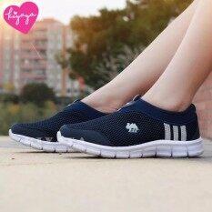 Kiyaya รองเท้าผ้าใบแฟชั่นเพื่อสุขภาพ รุ่น Tp 1602 Navy ลด 1 ไซส์ หน้าเท้ากว้างมากสั่งไซส์ปกติค่ะ เป็นต้นฉบับ