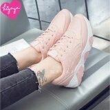 ราคา Kiyaya รองเท้าผ้าใบแฟชั่นผู้หญิง รุ่น Tp Sn10 Pink Kiyaya