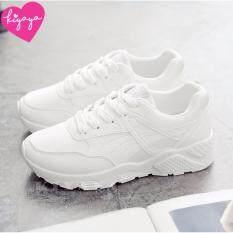Kiyaya รองเท้าผ้าใบแฟชั่นผู้หญิง รุ่น Tp Sn10 White Kiyaya ถูก ใน กรุงเทพมหานคร