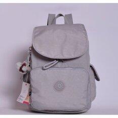 โปรโมชั่น Klpllng Fashions Canvas Backpacks For Primary And Secondary Sch**l Students Travelling Bag Gray Intl Klpllng
