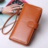โปรโมชั่น Korea กระเป๋าสตางค์ใบยาว กระเป๋าเงินผู้หญิง กระเป๋าสตางค์ ผู้หญิง รุ่น N0 88 สีน้ำตาล ใน กรุงเทพมหานคร