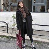 ราคา Korean Classic Winter Jacket Winter Down Winter Coat Plus Size Black Intl เป็นต้นฉบับ Unbranded Generic