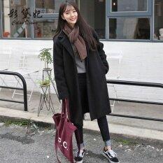 ขาย Korean Classic Winter Jacket Winter Down Winter Coat Plus Size Black Intl Unbranded Generic