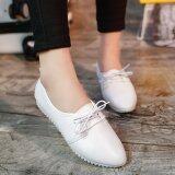 ขาย Kpshop รองเท้าผ้าใบสีขาว รองเท้าผ้าใบผู้หญิง รองเท้าผ้าใบเกาหลี รุ่น S 010 สีขาว ราคาถูกที่สุด