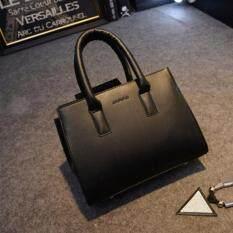 โปรโมชั่น กระเป๋าแฟชั่นสีดำ สะพายข้าง Jt001