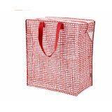 กระเป๋าช้อปปิ้ง ขนาด 40 47 Cm แดง Ck Unbranded Generic ถูก ใน กรุงเทพมหานคร