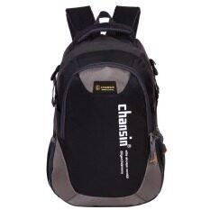 ราคา ราคาถูกที่สุด กระเป๋าเป้สะพายหลัง 40L สีดำ
