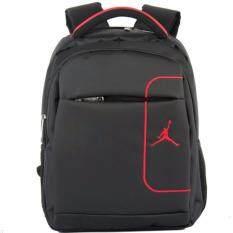 ซื้อ กระเป๋าเป้สะพายหลัง Jordan สีดำ Tc Fashion ออนไลน์