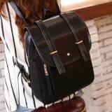 ราคา กระเป๋าเป้สะพายหลัง กระเป๋าเป้เกาหลี กระเป๋าสะพายหลังผู้หญิง สีดำ Vlj009Th ออนไลน์