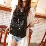 ซื้อ กระเป๋าเป้สะพายหลัง กระเป๋าเป้เกาหลี กระเป๋าสะพายหลังผู้หญิง สีดำ Vlj014Th Unbranded Generic ออนไลน์