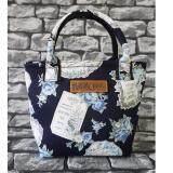 ราคา กระเป๋าผ้าแคนวาส Thank You Bags รุ่น Mini Shopping Canvas ถูก