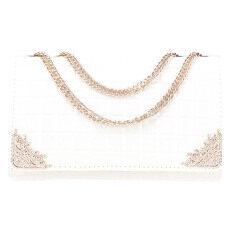 ราคา กระเป๋าสะพาย รุ่น Savfox White ราคาถูกที่สุด