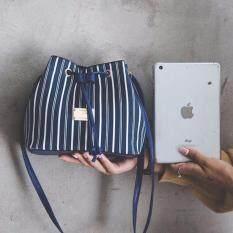 ราคา กระเป๋าสะพายคาดลำตัว สีน้ำเงิน รุ่น Yya0002 ราคาถูกที่สุด