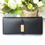 ขาย กระเป๋าสตางค์ กระเป๋าเงินผู้หญิง กระเป๋าแฟชั่่น รุ่น S2 Pm011L ใบยาว สีดำ Int One Size ใหม่