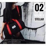 ขาย กระเป๋าถือ Mighty Stellar Bag 02 Black Red Mighty Stellar ถูก